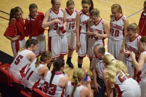 GIRLS BASKETBALL TAKES HOME 3RD PLACE IN STATE TOURNAMENT
