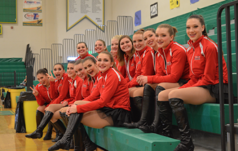 DANCE AT DISTRICTS