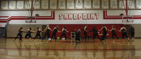 A DAY IN THE LIFE OF THE DANCE TEAM