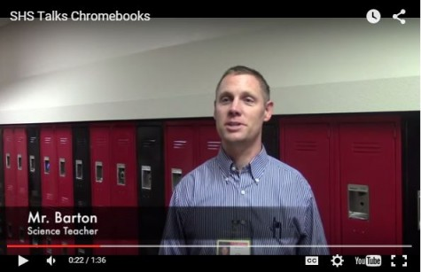 SHS TALKS CHROMEBOOKS