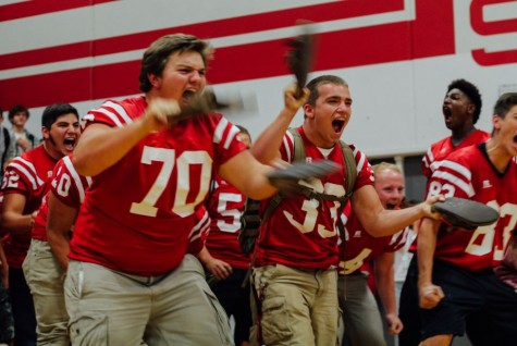 HOMECOMING KICK-OFF ASSEMBLY