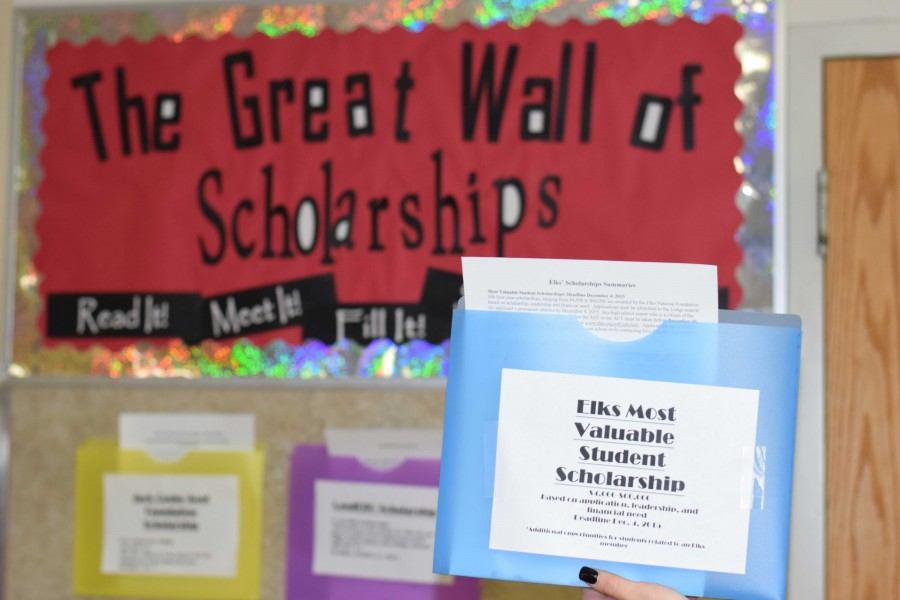 Scholarships can be key to eliminating student loans.