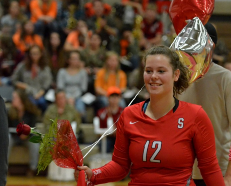 PHOTO STORY: SANDPOINT VOLLEYBALL VS. MOSCOW