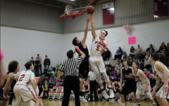 SANDPOINT BASKETBALL PINK NIGHT