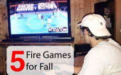 FIVE FIRE GAMES OF FALL