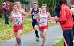 CROSS COUNTRY RUNS TO TOP FINISHES