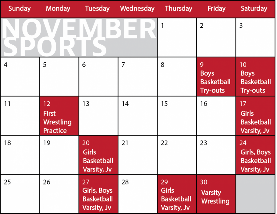 Actual Right Calender