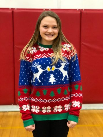 UGLY SWEATER DAY