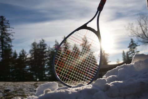 WINTER TENNIS TAKEOVER