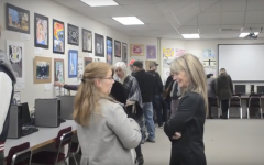 SANDPOINT HUMAN RIGHTS ART EXHIBIT
