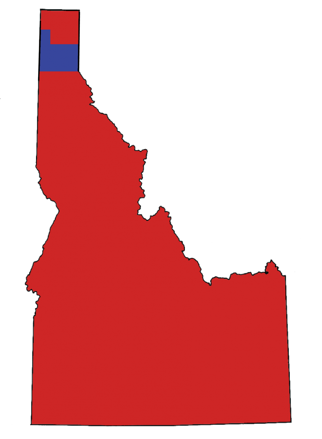 How+Sandpoint%27s+political+views+seemingly+compare+to+the+rest+of+Idaho.