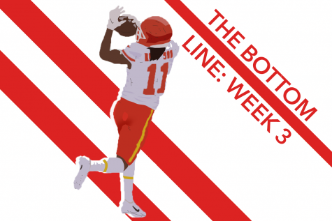 THE BOTTOM LINE: WEEK 3