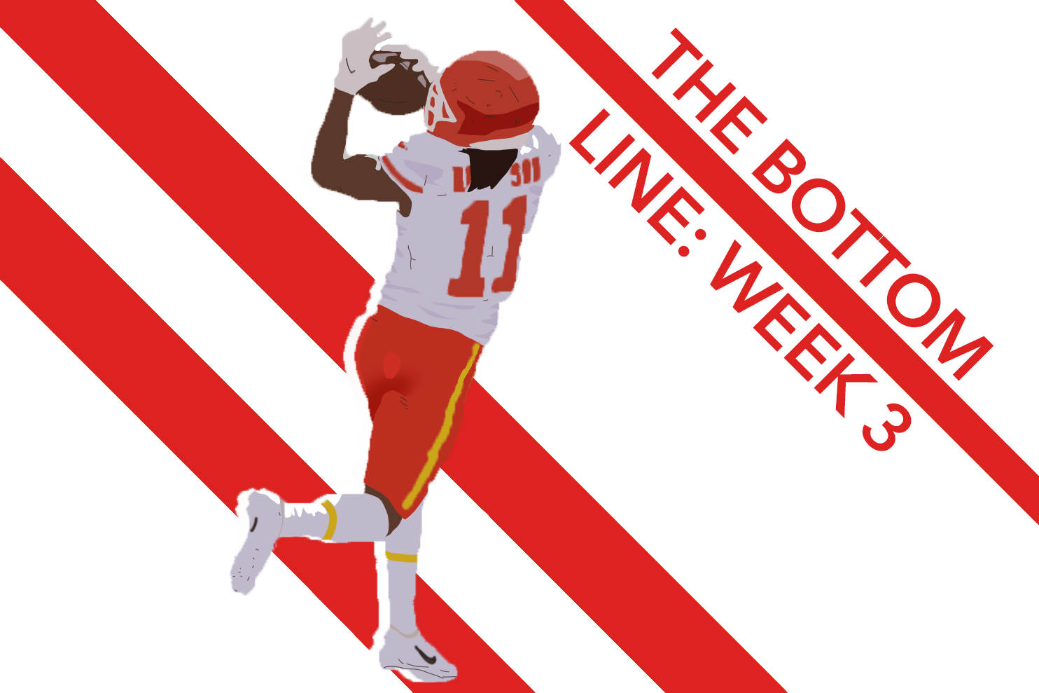 Chiefs Demarcus Robinson had a big Week 2. Should he be added because of that?