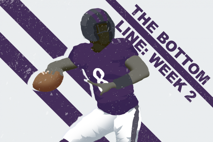 THE BOTTOM LINE: WEEK 2