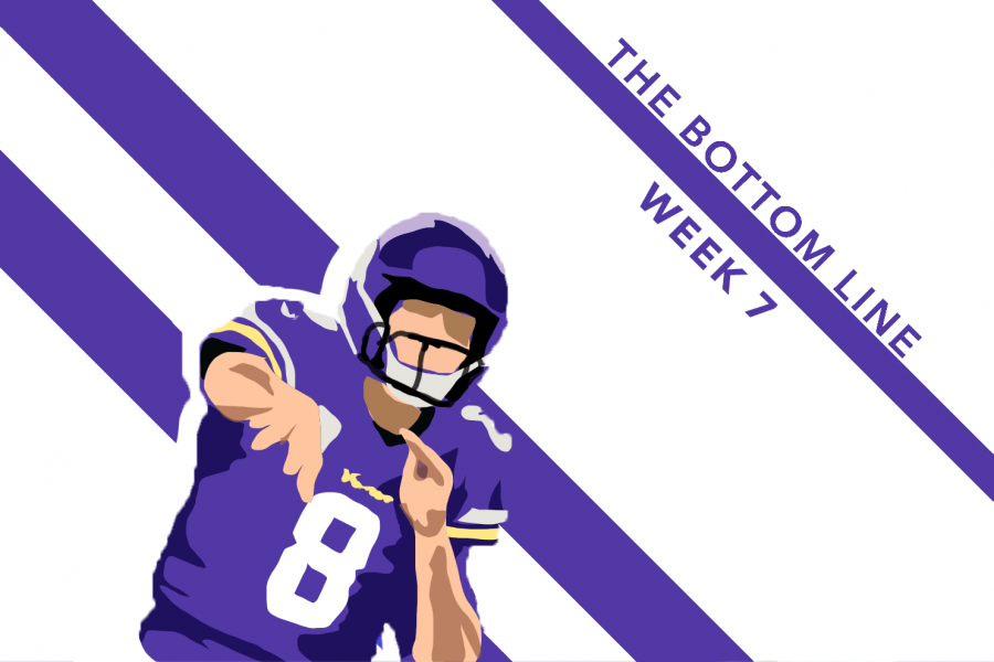 THE BOTTOM LINE: WEEK 7