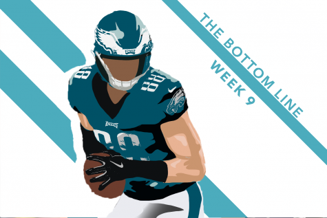THE BOTTOM LINE: WEEK 9
