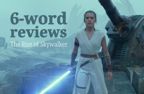 6-WORD REVIEW: STAR WARS