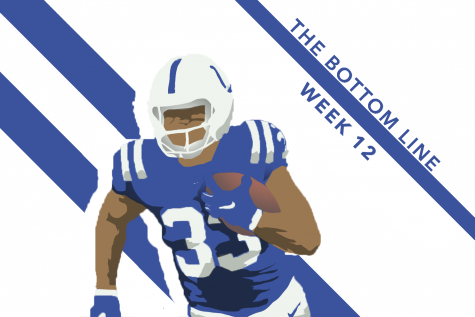 THE BOTTOM LINE: WEEK 12