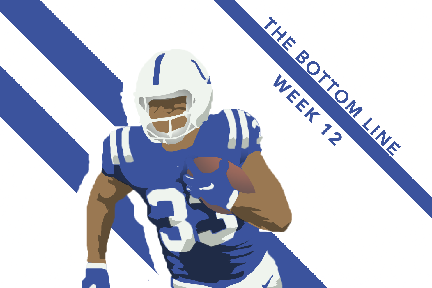 RB Jonathan Williams broke out for the Colts after Marlon Mack left injured.