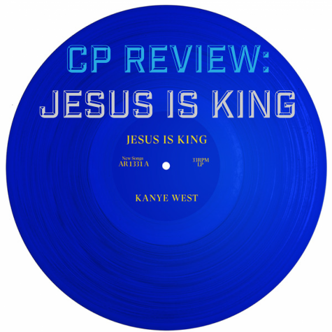 JESUS IS KING by Kanye West was released to the public last weekend.