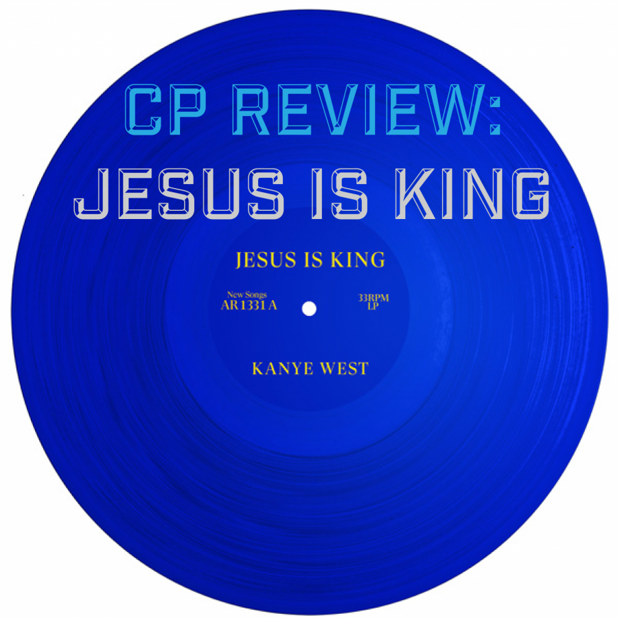 JESUS+IS+KING+by+Kanye+West+was+released+to+the+public+last+weekend.