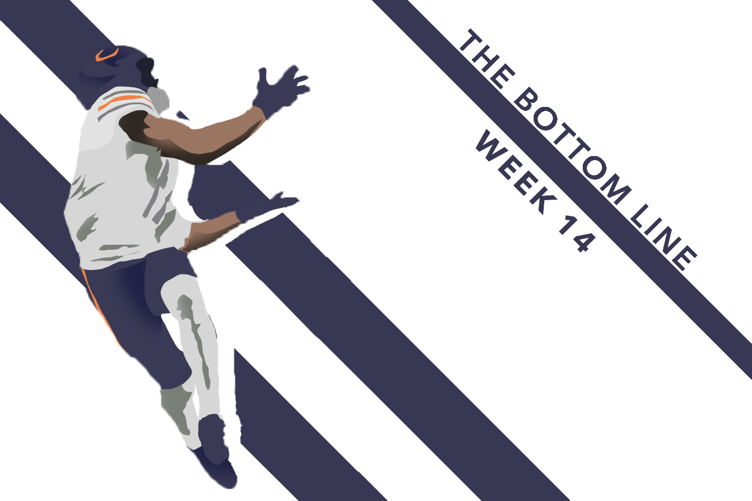 Bears WR Anthony Miller has been breaking out over the past 3 weeks.