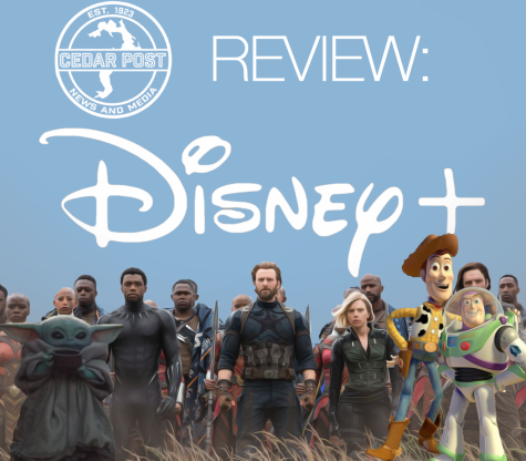CP REVIEW: DISNEY+
