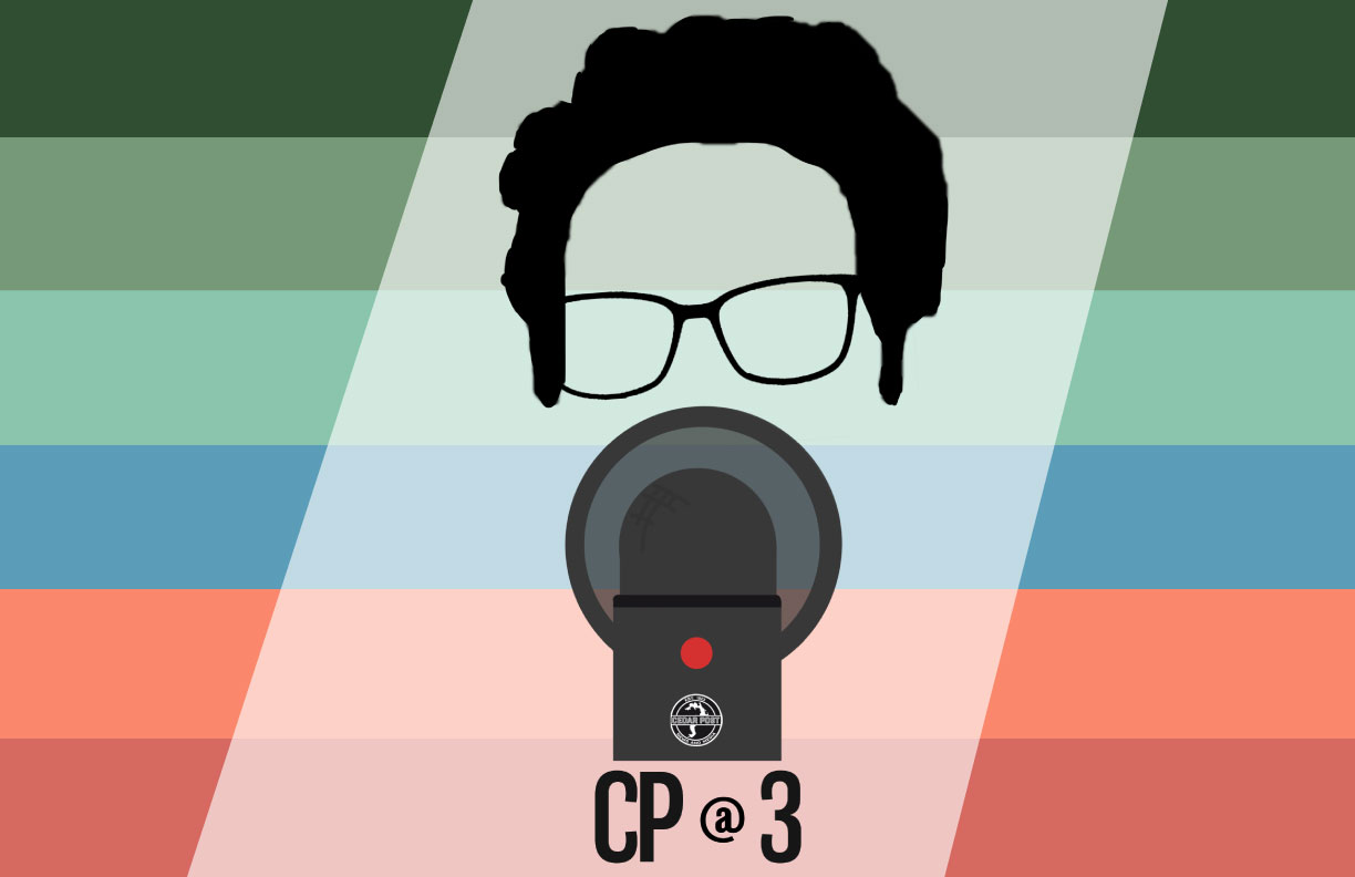 On this week's CP@3, Managing Editor Connor Bird talks journalism with two special guests.