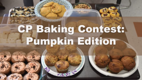 CP Baking Contest: Pumpkin Edition