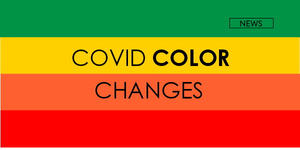 Covid Color Changes