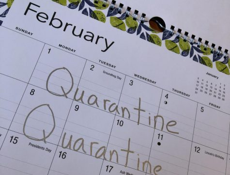 Staying motivated during quarantine can be a challenge for students.