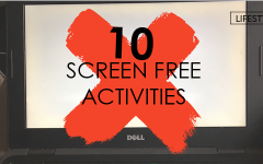 10 Screen Free Activities