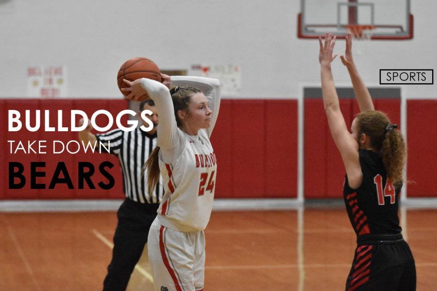 Bulldogs Take Down Bears