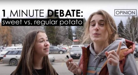 1 Minute Debate: Sweet vs. Regular Potatoes