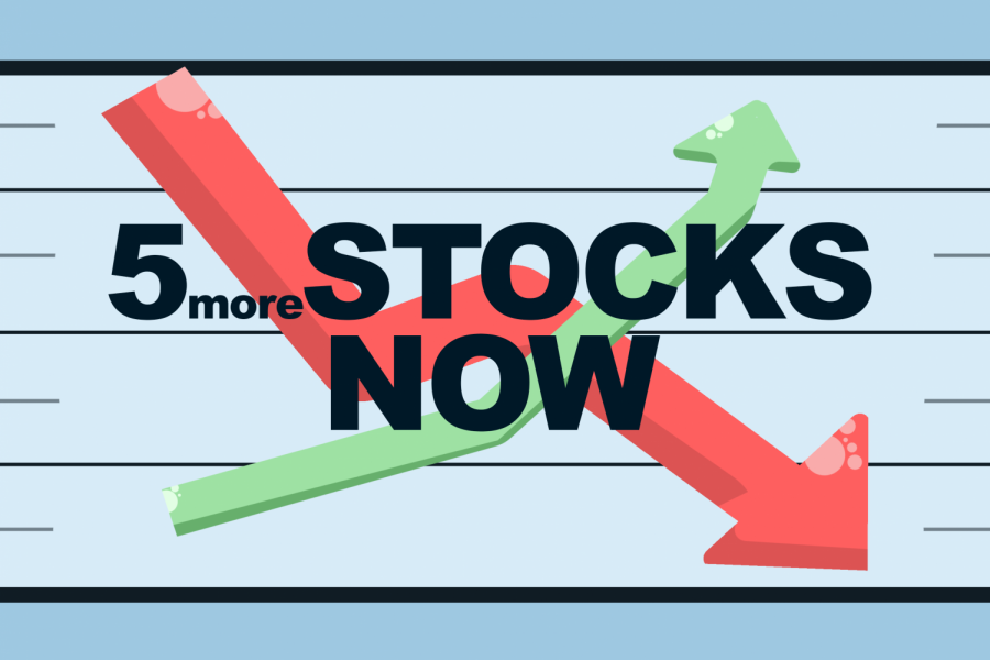 5 More Stocks Now