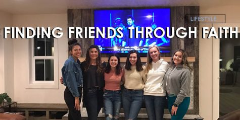 Finding Friends Through Faith