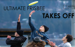 Ultimate Frisbee Takes Off