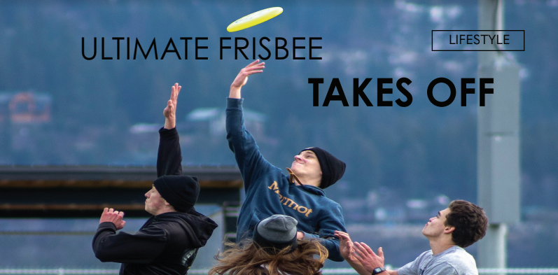 Ultimate+Frisbee+Takes+Off