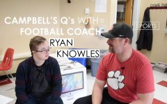 Campbell's Qs with Football Coach Ryan Knowles